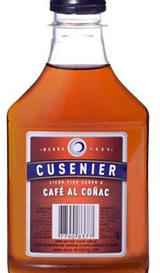 CUSENIER licor cafe al cognac x200cc