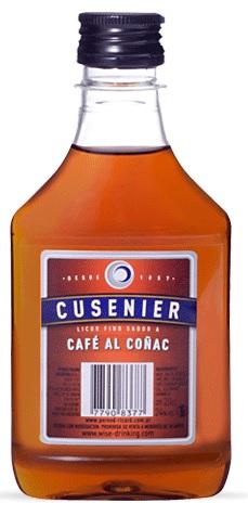 CUSENIER cafe al cognac petaca x200cc