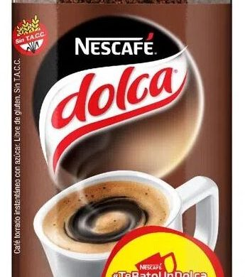 DOLCA cafe autentico x100g