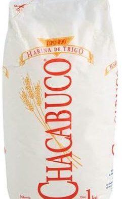 CHACABUCO harina 000 x1kg