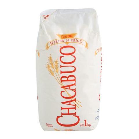 Chacabuco harina 000 1kg