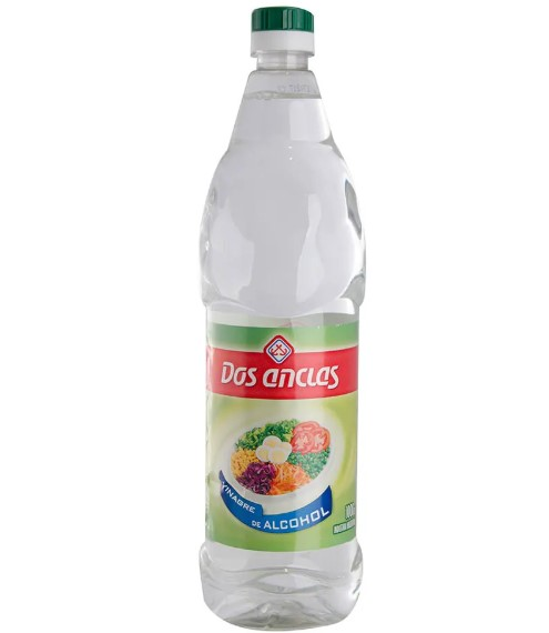 DOS ANCLAS VINAGRE ALCOHOL 1LT
