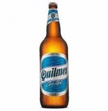 QUILMES cerveza x1lt