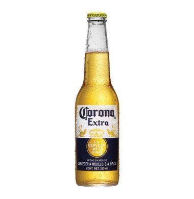 CORONA cerveza porron x355cc