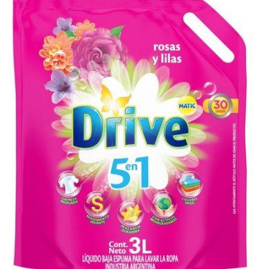DRIVE jab.liq. rosa/lilas x3ltd/p