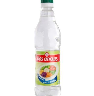 DOS ANCLAS vinagre alcohol x500cc