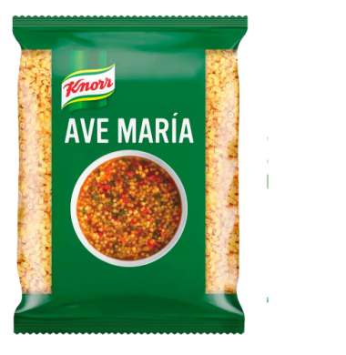 KNORR fideos ave maria x500g