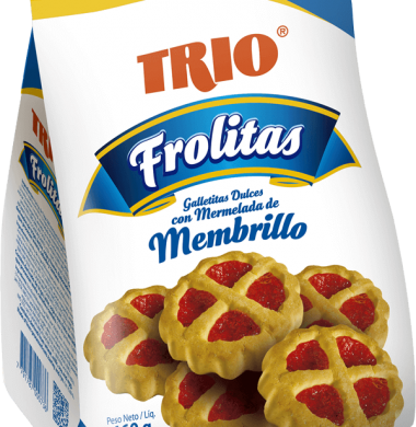 TRIO galletita frolitas x500g