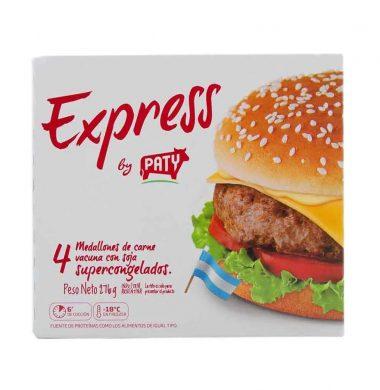 PATY hamburguesa express 4u.x276g.