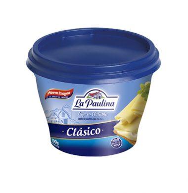 PAULINA queso untable clasico x190g