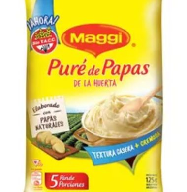MAGGI pure papas s/tacc x125g