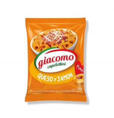 GIACOMO capeletini jam/queso x500g
