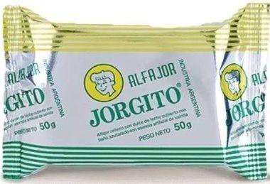 JORGITO alfajor dulce de leche x55g