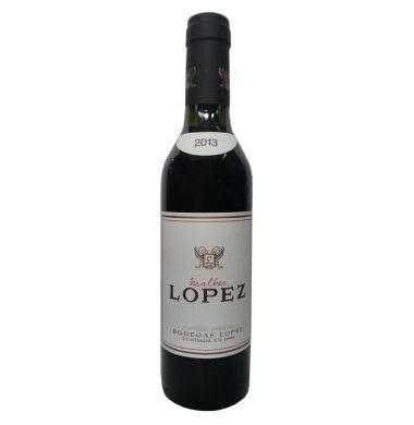 LOPEZ vino malbec x750cc