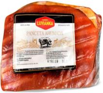 LUVIANKA panceta ahumada c/cuero