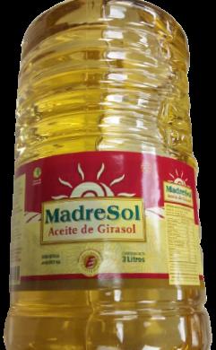 MADRESOL aceite girasol x3ltpet