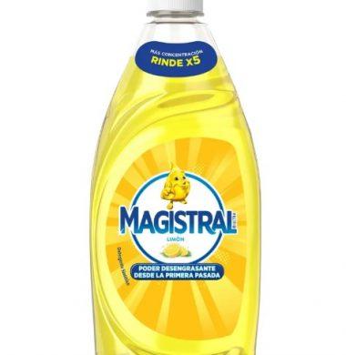 MAGISTRAL detergente  limon x500cc