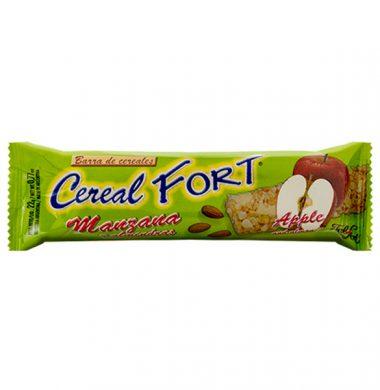 FELFORT cereal fort manzana
