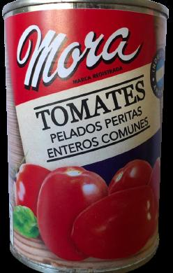 MORA tomate perita lata x400g