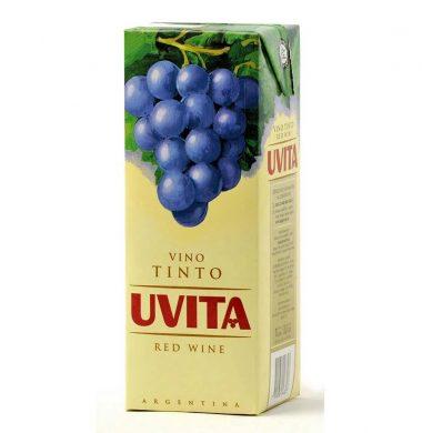UVITA vino tinto x1Lt