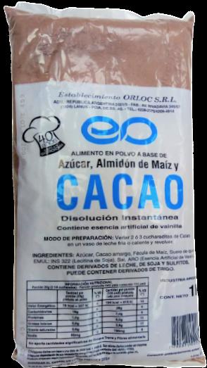 ORLOC cacao x1kg