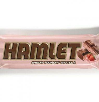 HAMLET choc. yog/frut. x45Gra