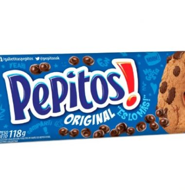 PEPITOS galletas clasicas x118g