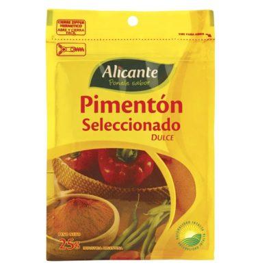 ALICANTE pimenton  x25g