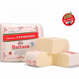 BARRAZA queso cremoso