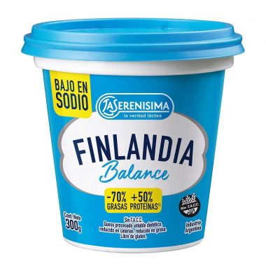 FINLANDIA balan/light x300g