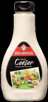 DOS ANCLAS salsa caesar x350g