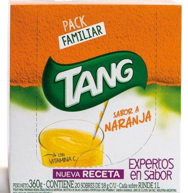 TANG jugo naranja x20sob.