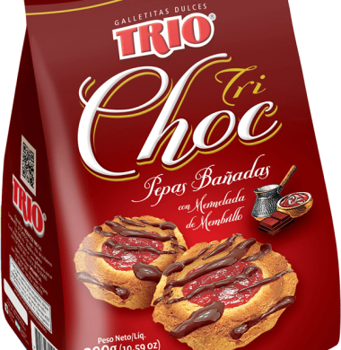 TRIO galletita trichoc x300g