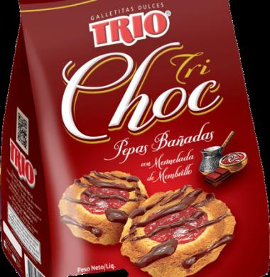 TRIO galletita trichocolate x500g
