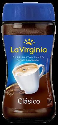 VIRGINIA cafe instantaneo x170g