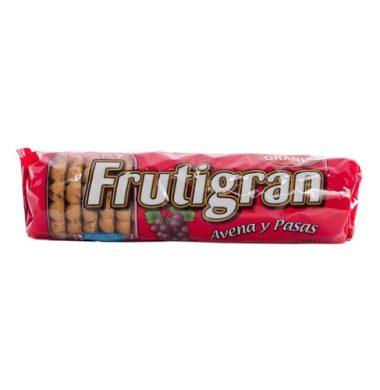 GRANIX frutigran galletitas avena pasas x250g.