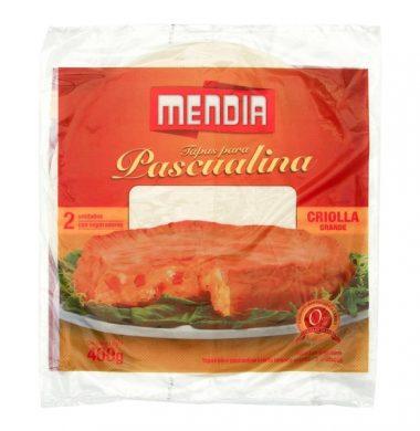 MENDIA pascualina criolla