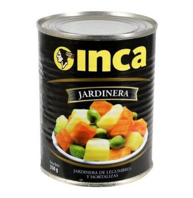 INCA jardinera x350g lata