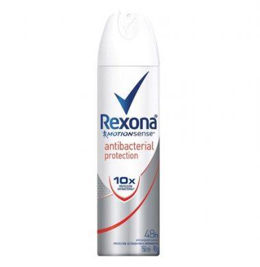 REXONA WOM desodorante  antibacterial x90g.