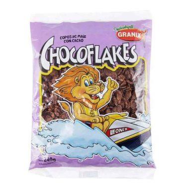 GRANIX cereal chocoflakes x240g