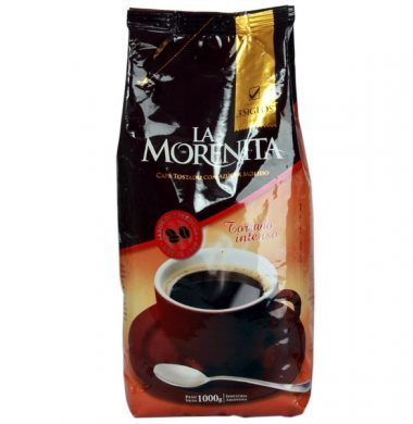 MORENITA cafe torrado intenso x1kg