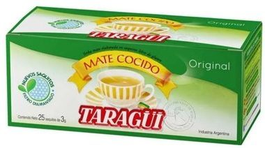 TARAGUI mate coc. x25saq.