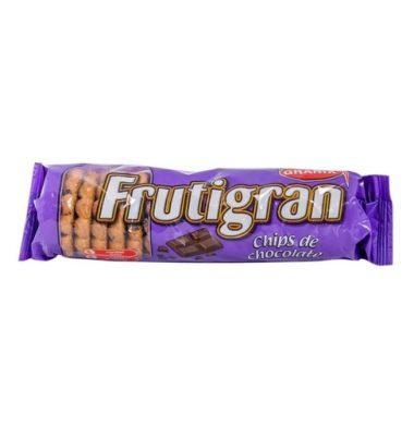 GRANIX frutigran galletita con chips x255g