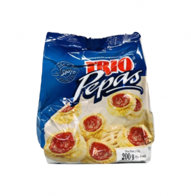 TRIO pepas x200g