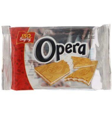 BAGLEY galletas opera x92g