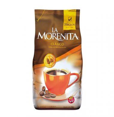 LA MORENITA cafe torrado balanceado x250g
