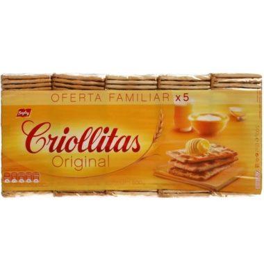 BAGLEY galletitas criollitas x500g