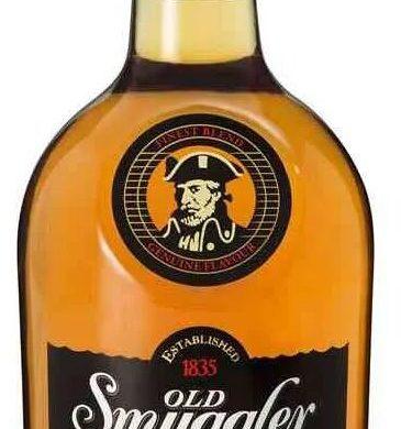 OLD SMUGGLER whisky x1lt
