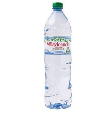 VILLAVICENCIO agua sin gas  x2lt