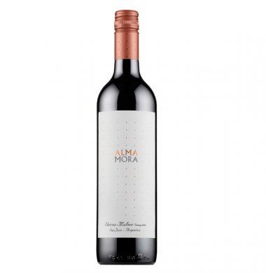 ALMA MORA vino malbec x750cc